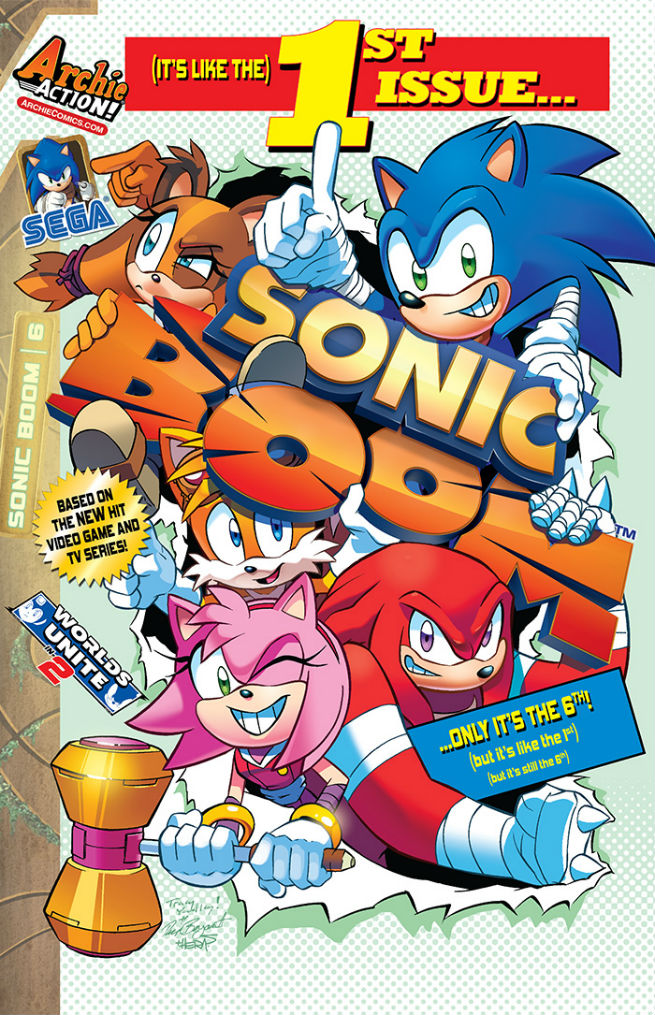 Preview: Sonic Boom #6