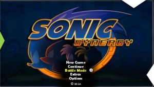 Sonic Boom Was Once Called Sonic Synergy