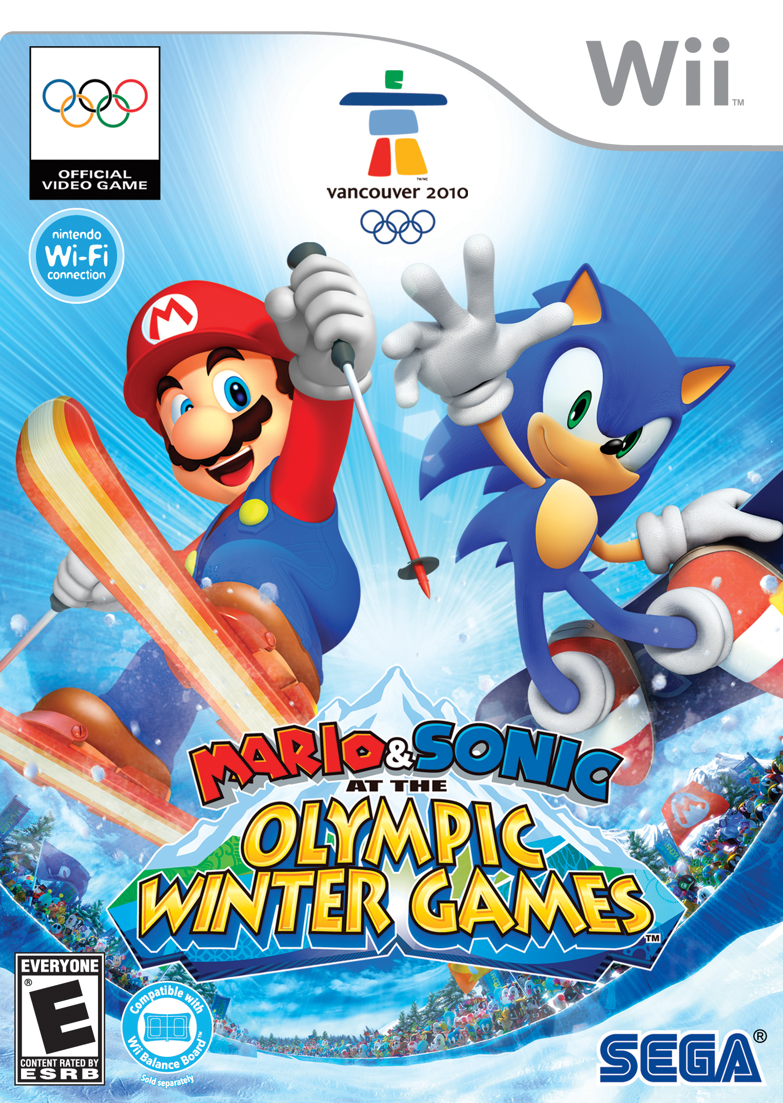 the spin what if mario sonic at the torino 2006 olympic. Black Bedroom Furniture Sets. Home Design Ideas