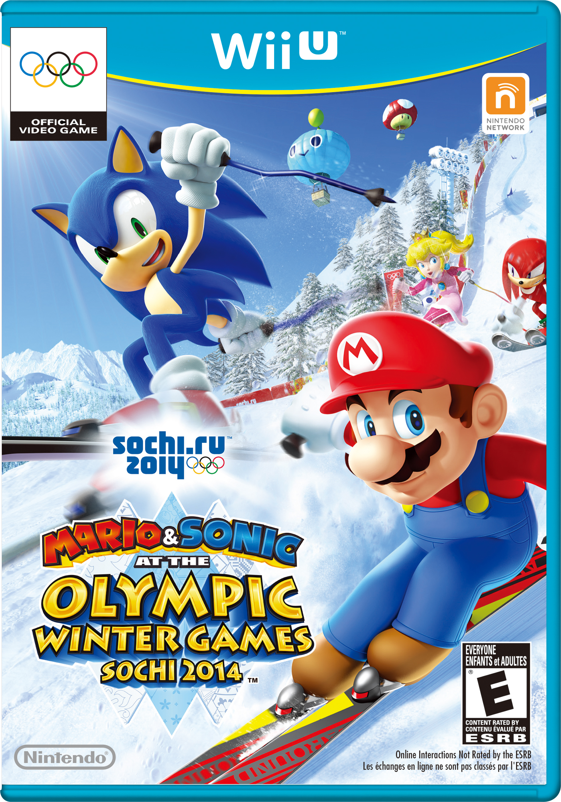 The Spin: What if Mario & Sonic at the Torino 2006 Olympic ...
