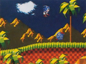 New Sonic 1 Alpha Screenshots Uncovered