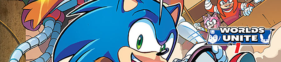 Preview: Sonic Boom #7