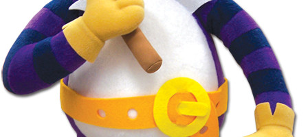 G.E. Entertainment Reveals New Big & Espio Plushies