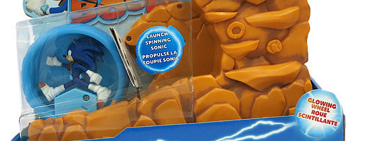 Sonic Boom toys come… and are going fast at The Entertainer.