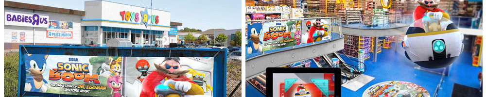 Sonic Boom In-store Concepts Found