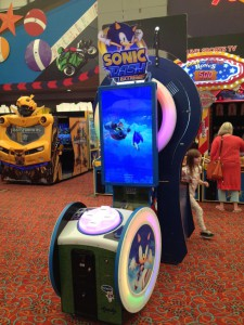 Sonic Dash Extreme – Dashing into Butlins