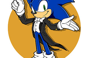 Sonic's Heading to the Orchestra with Game Symphony Japan