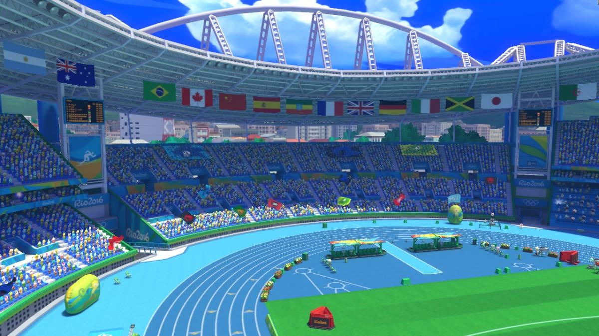 3 new screenshots of mario sonic at the rio 2016 olympic. Black Bedroom Furniture Sets. Home Design Ideas