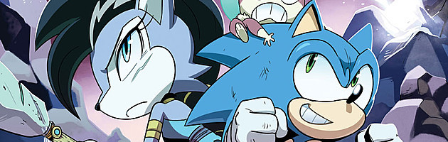 Covers and Solicitations for Sonic the Hedgehog #277, Sonic Universe #80 and More Released