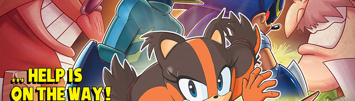 Preview: Sonic Boom #8 (Worlds Unite Part 2)