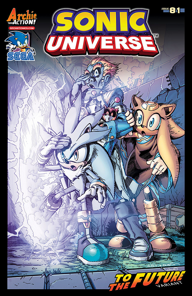 Solicitations for Sonic the Hedgehog #278, Sonic Universe #81, Sonic Super Digest #14 and More Revealed