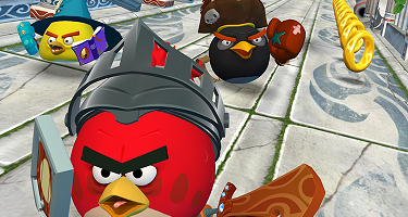 Angry Birds are Coming to Sonic Dash