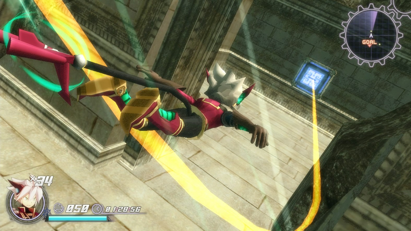 TSS @ E3: Hands On Yuji Naka's Rodea the Sky Soldier