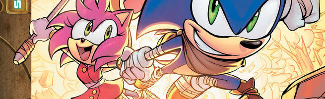Solicitations for August: Worlds Unite Ends, Sonic Returns to Normal, Sonic Boom Comic Rumour