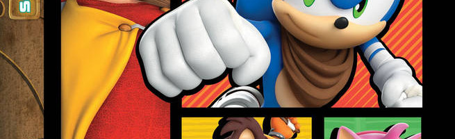 Sonic Boom Comic Confirmed to Be Ending