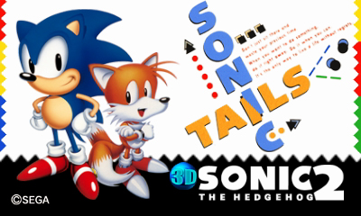 3D Sonic the Hedgehog 2 releases on July 22nd in Japan for the 3DS eShop