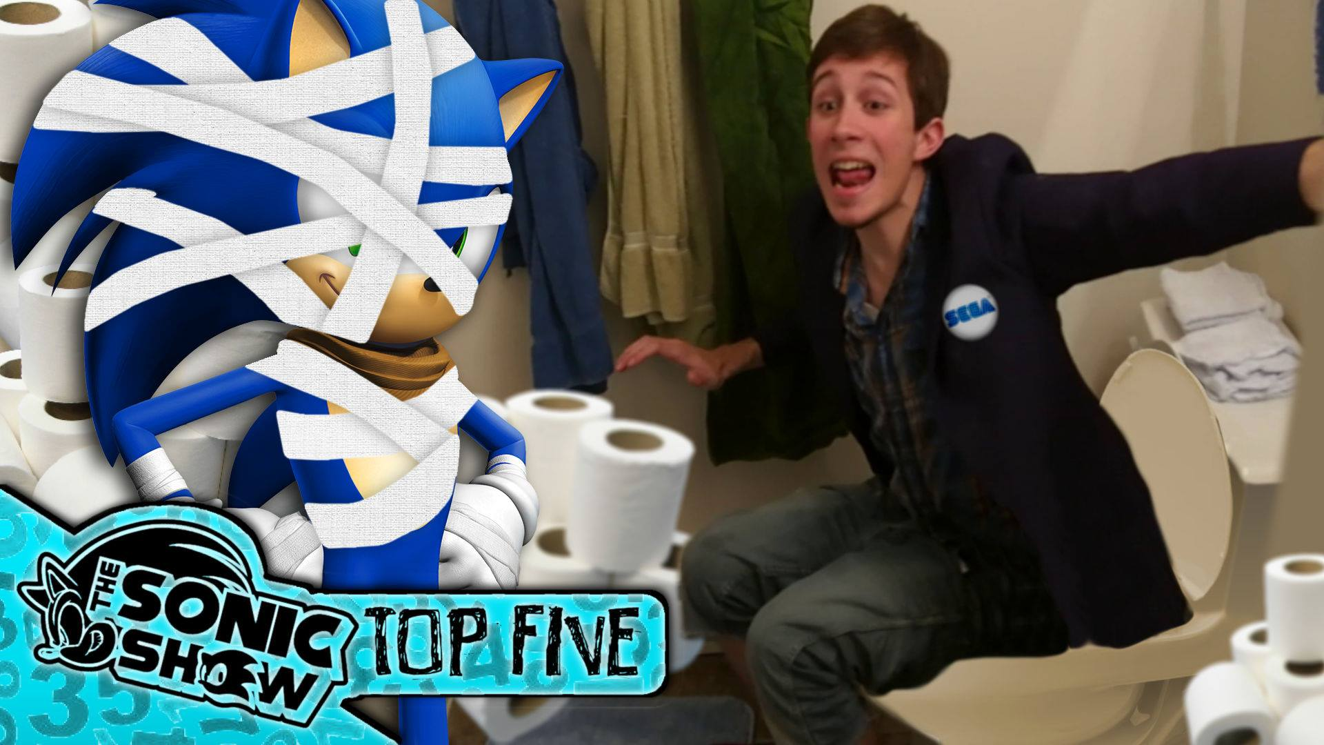 Top 10 Things to do with Sonic's bandages