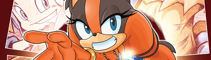 Preview: Sonic Boom #10 (Worlds Unite part 10)