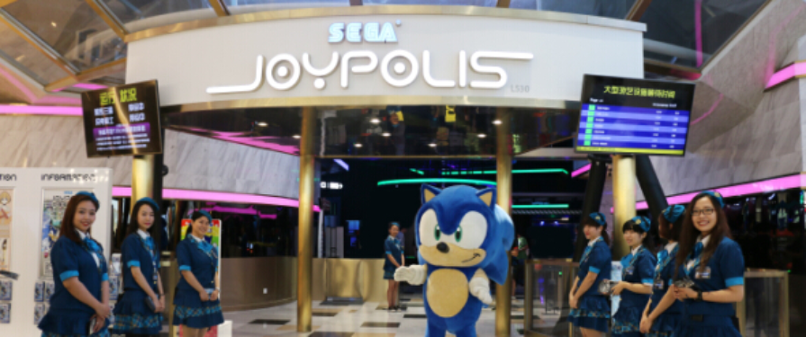 SEGA Joypolis Could Be Heading to Europe and the US