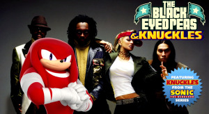 Mash-Up Monday: Knuckles Gets It Started