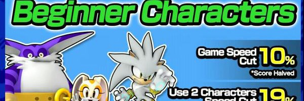 Big, Silver & Cream Added to Sonic Runners