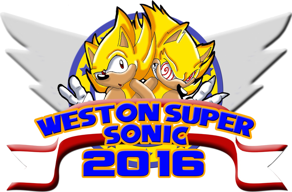 Weston Super Sonic 2016 logo