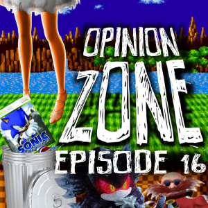Opinion Zone 16: Was Sonic 06 Really That Bad?