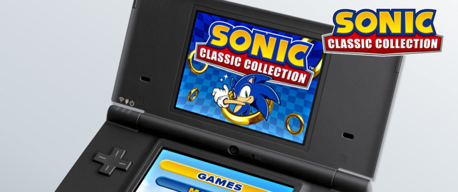 SEGA Europe Reveals Sonic Classic Collection Release Date