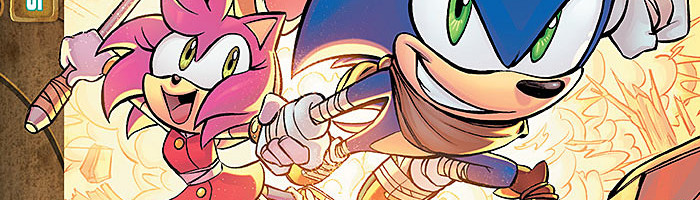 Preview: Sonic Boom #11