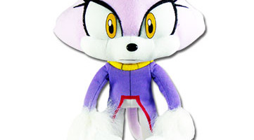 G.E. Entertainment Reveals The Blaze Plush