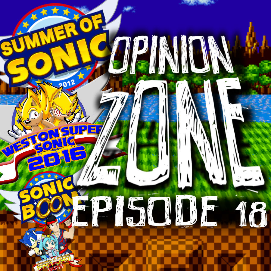 Opinion Zone 18: What Is The Point Of Sonic Conventions?