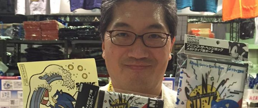 Yuji Naka Joins Japanese Publisher Square Enix