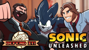 Defend It! The Completionist Defends Sonic Unleashed
