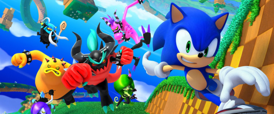 Sonic Lost World Coming To PC