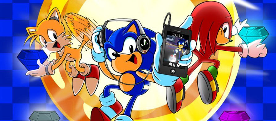 Vizard led the charge on the Sonic Stadium Music Album project.