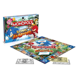 Sonic Boom Monopoly Revealed