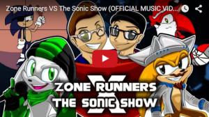 Zone Runners Release First Music Video
