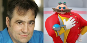 UPDATE: Happy 10th Anniversary to Mike Pollock as Eggman in the video games (over 12 years in total!)