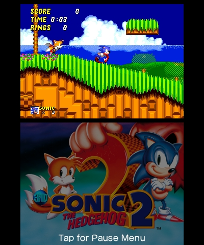 Sonic 2 Screenshot 2