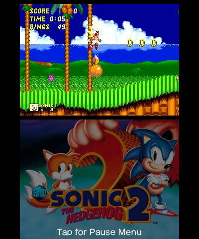 Sonic 2 Screenshot 4