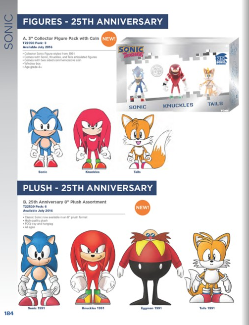 25th aniversary figures