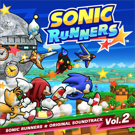 SonicRunners2OST