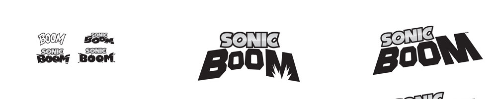 More alternate Sonic Boom logos found