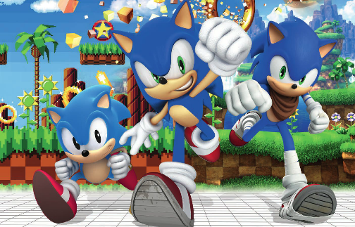 Iizuka and Rafei Discuss History and Future of Sonic