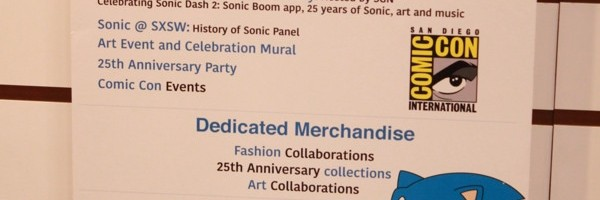 New Sonic Podcast & E-tail Store Coming Soon?