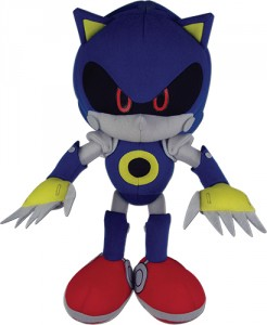 GE Reveals New Metal Sonic plush