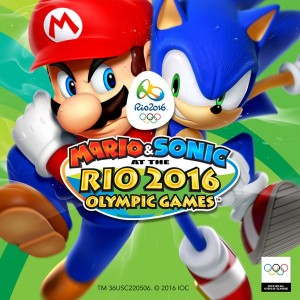 Mario & Sonic Rio 2016 launches 8th April in Europe