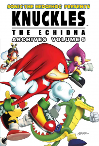 Knuckles Archives 5