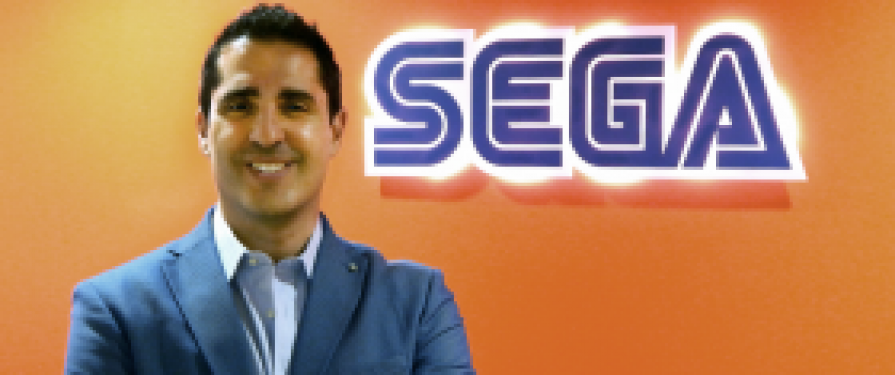 Sega appoints Ivo Gerscovich as head of Sonic brand outside Japan