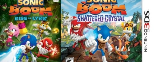 Sonic Boom: RoL (Wii U) and SC (3DS) on sale for $20 in NA until March 21st